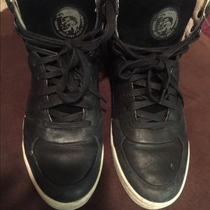 Diesel high tops